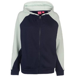 Hoodies dama LA Gear navy