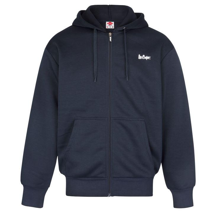 Hoodies dama Lee Cooper navy